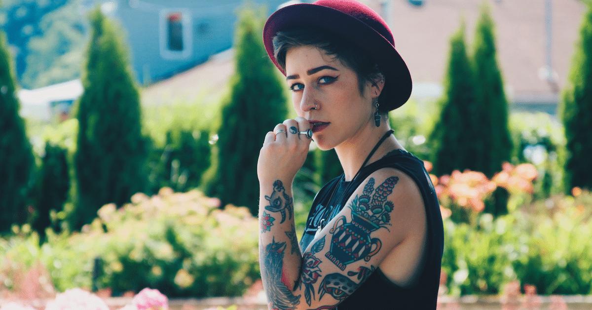 Tatuoinnit sekä näyttävät hyvältä, että parantavat vastustuskykyäsi