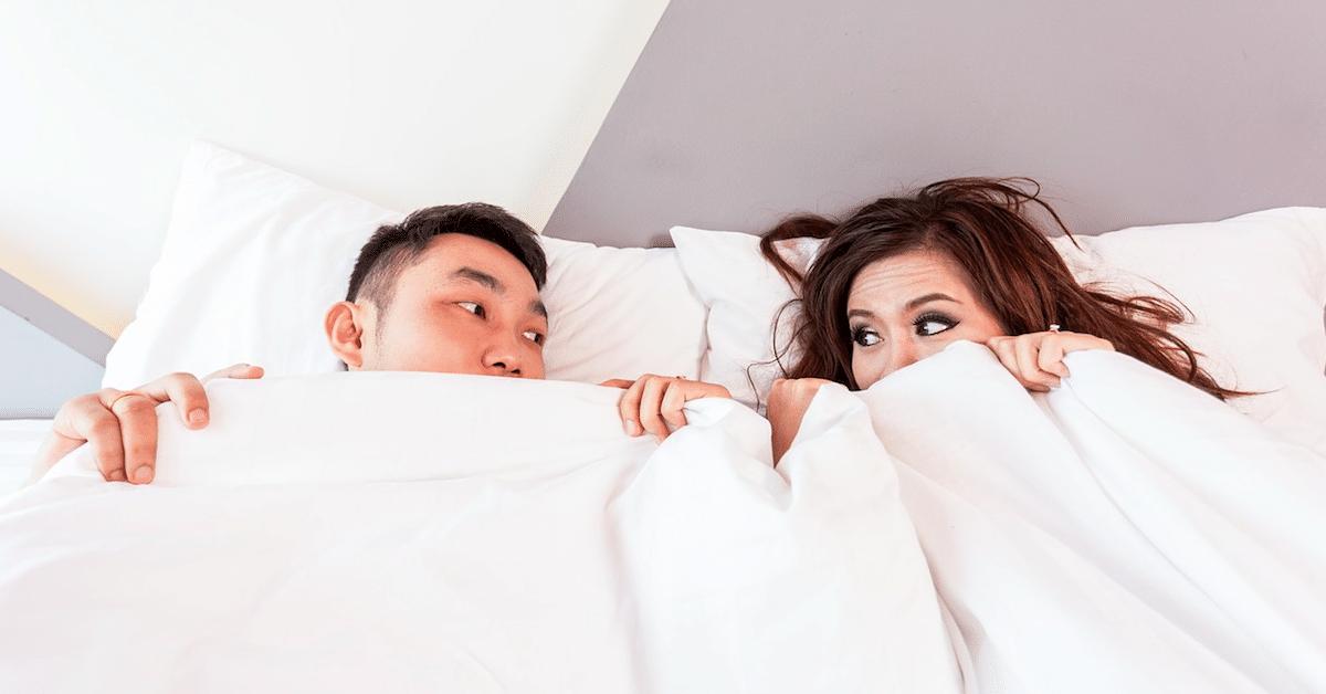 3 yleisintä ongelmaa makuuhuoneessa – ja kuinka selvitä niistä