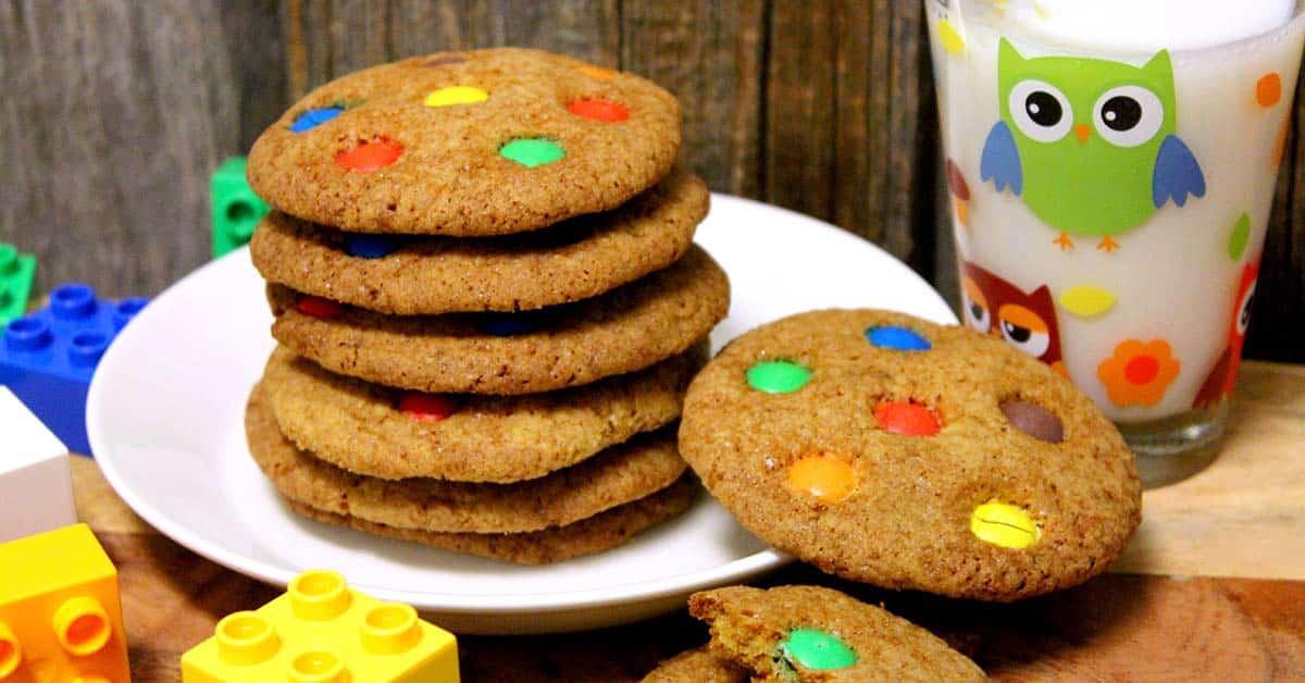 Karkkicookies (20kpl):