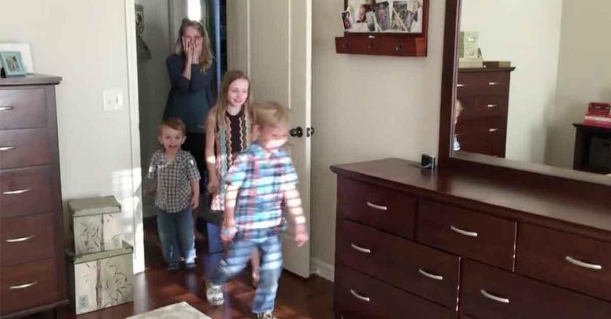 Mies yllätti vaimonsa – remontoi makuuhuoneen salaa