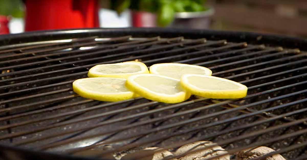 Sitruunaa grilliin – mitä ihmettä? Katso video ja ihmettele – miksi tätä ei ole kokeiltu aikaisemmin?
