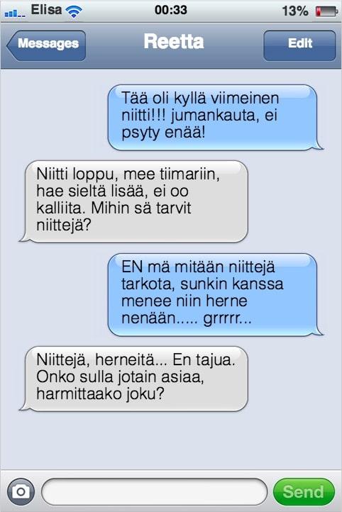 KOHOKOHTA tekstarimokat - TaaOnKylla