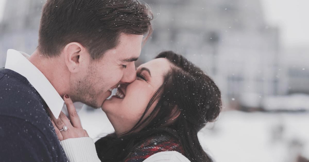 Suuteleminen on hyväksi terveydelle – Seitsemän syytä pussailla enemmän