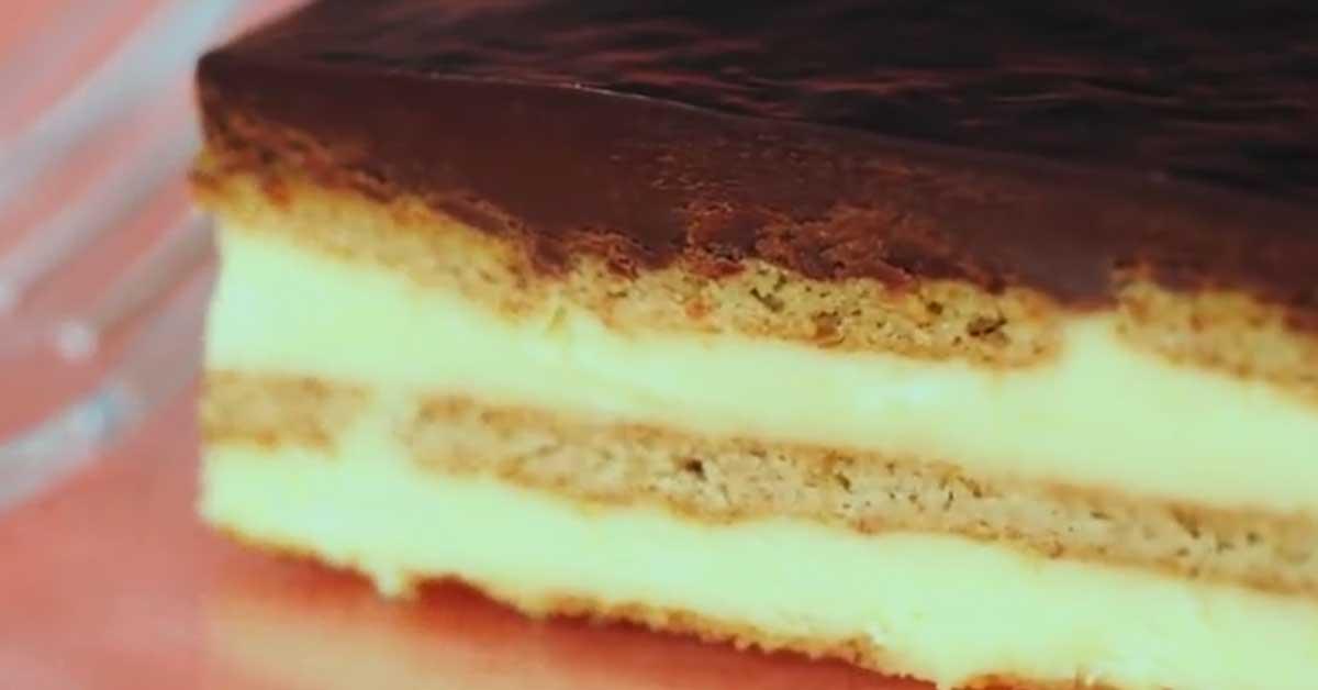 Kahvin kanssa: Suklaaleivoskakku, joka ei vaadi paistamista – helppo & nopea