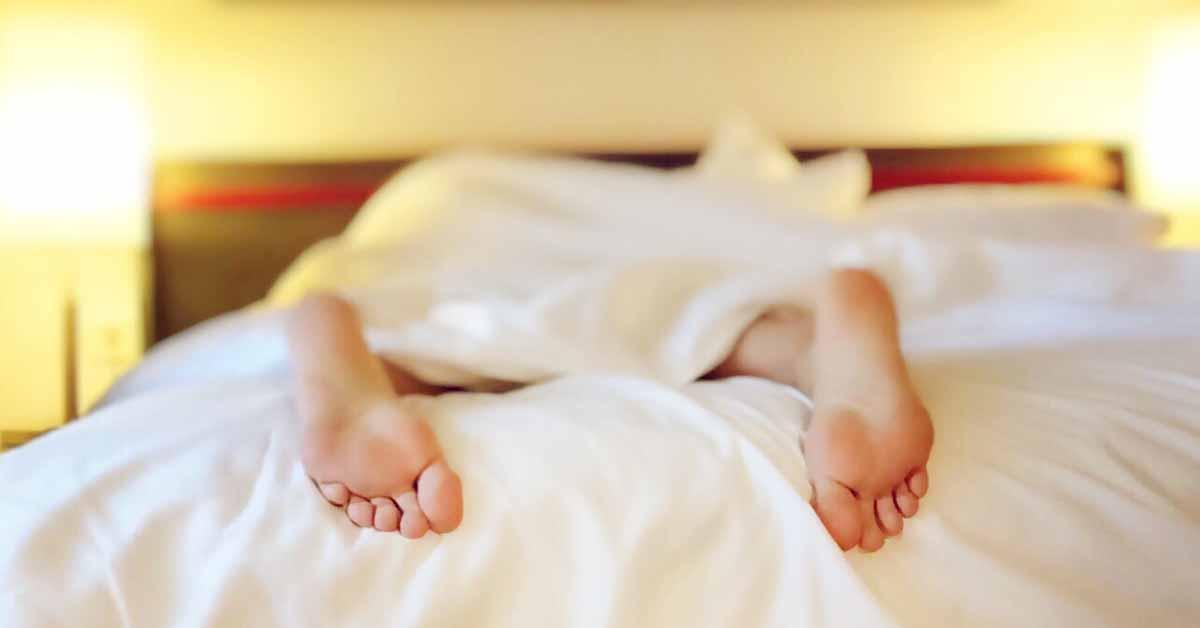 Nuku paremmin - kymmenen vinkkiä, joiden avulla saat paremmat yöunet