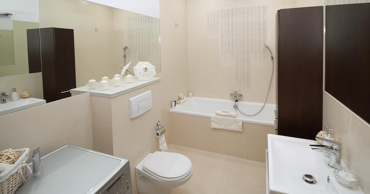 Eikö kylpyhuoneen siivous houkuta? – 10 käytännöllistä vinkkiä