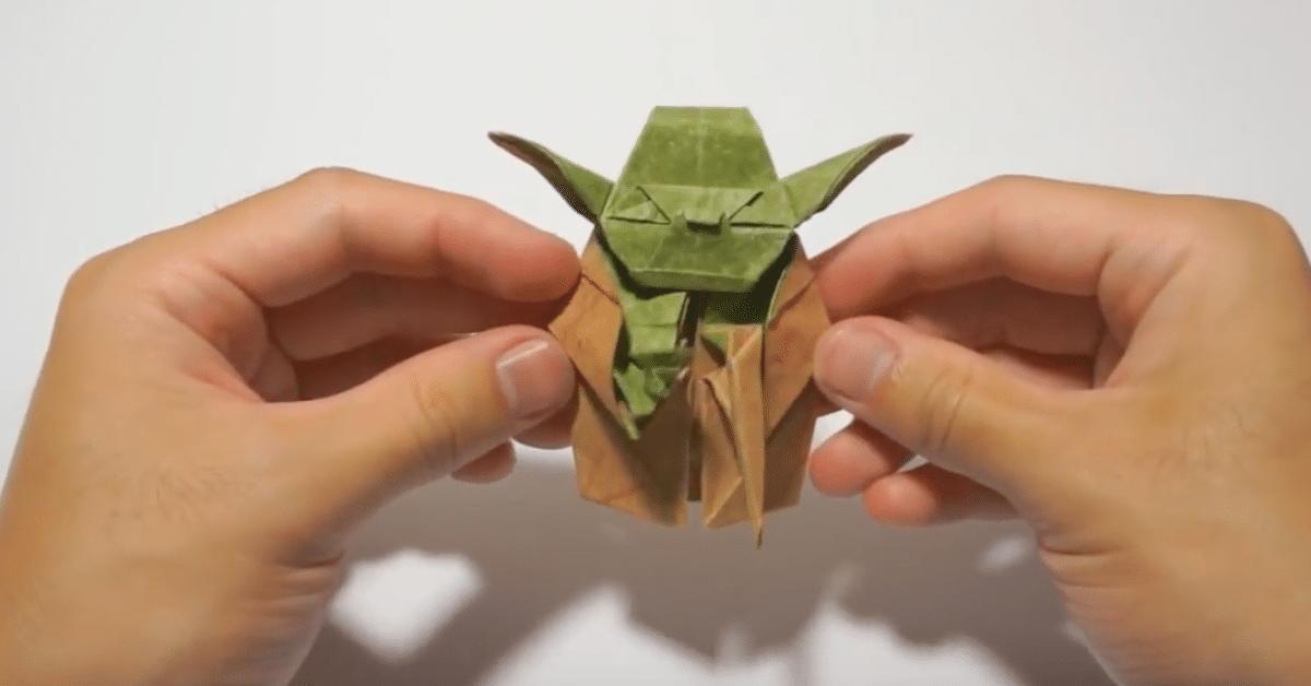 Upeaa paperitaidetta: 10 hienoa origamia