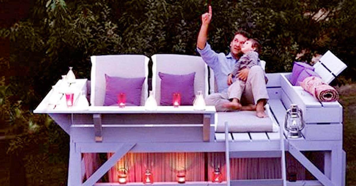 7 upeaa ideaa takapihan ehostamiseen – tästä inspiraatiota kesän ensimmäisiin pihatalkoisiin