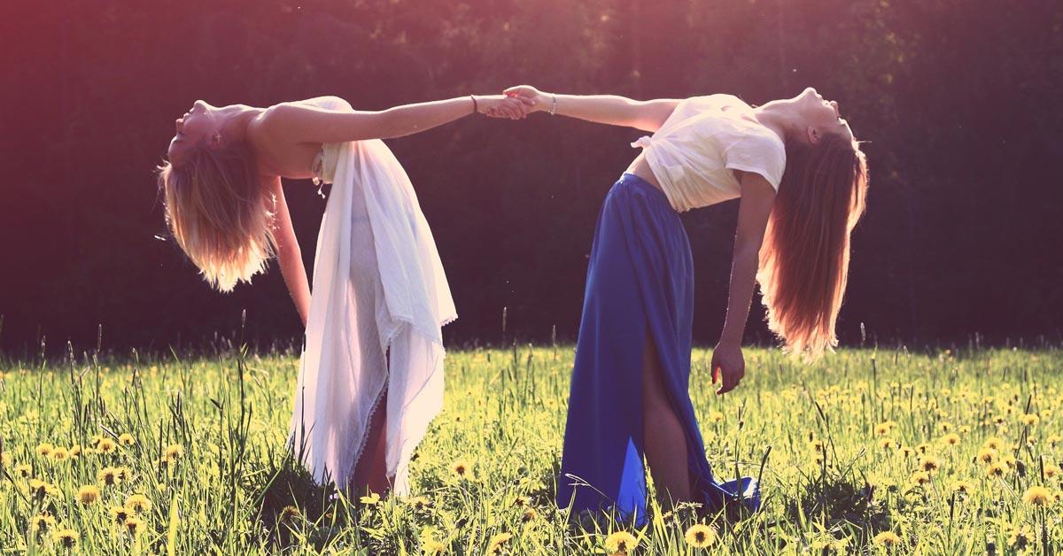 10 tapaa, joilla parhaat ystävät parantavat elämänlaatuasi.