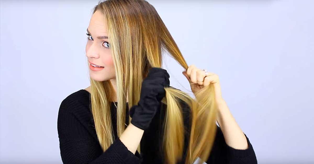 3 tapaa saada hiukset kiharalle 5 minuutissa