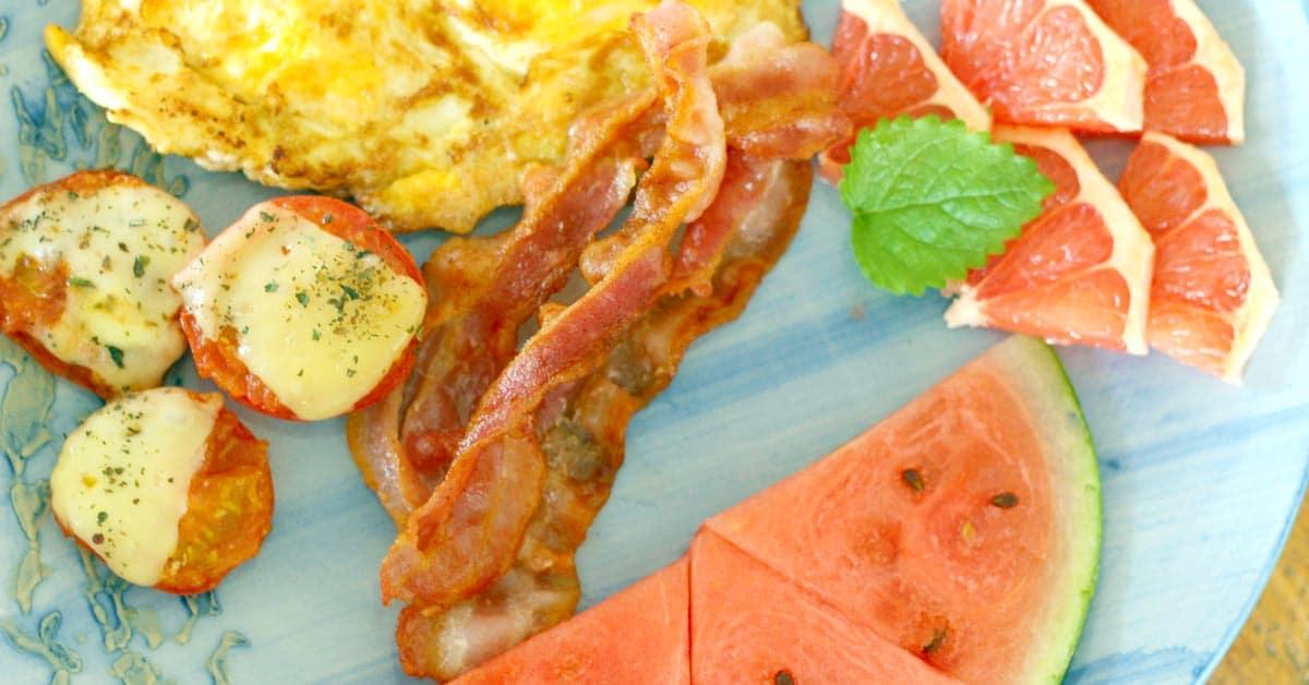 Rennon aamun aamiainen