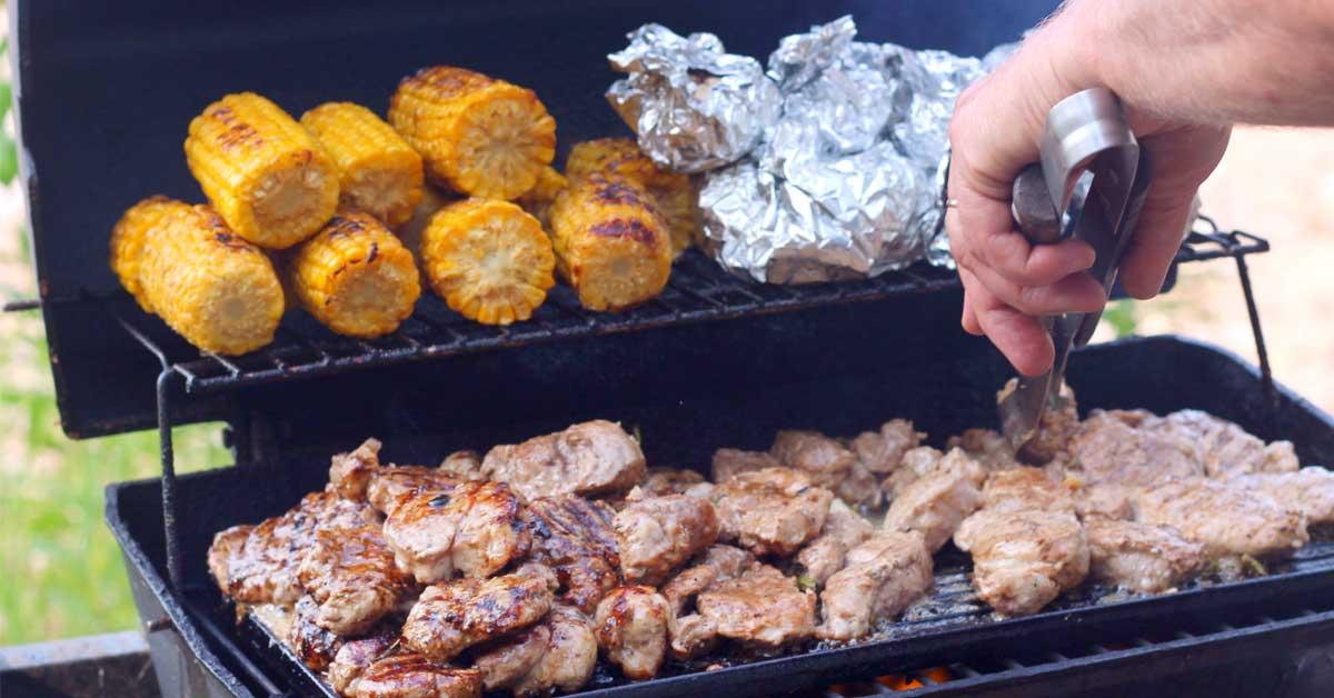 3 parasta tämän kesän grillivinkkiä: Paras marinadi+ kasvisten ja kalan grillaus