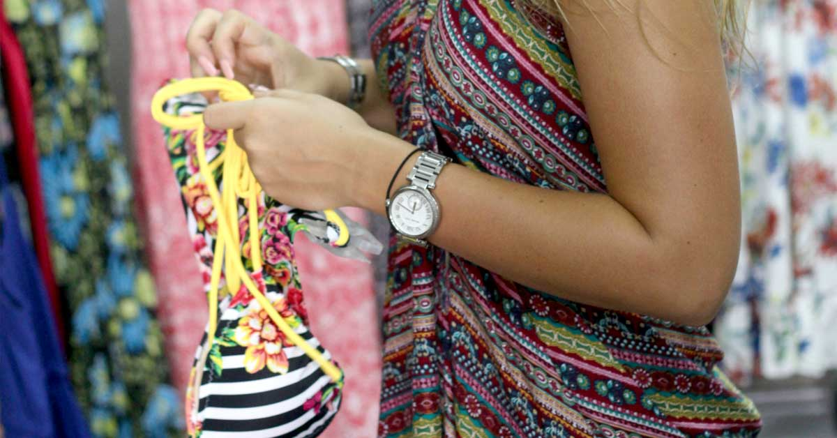 Muista nämä tärkeät 3 asiaa, kun shoppailet lomamatkalla