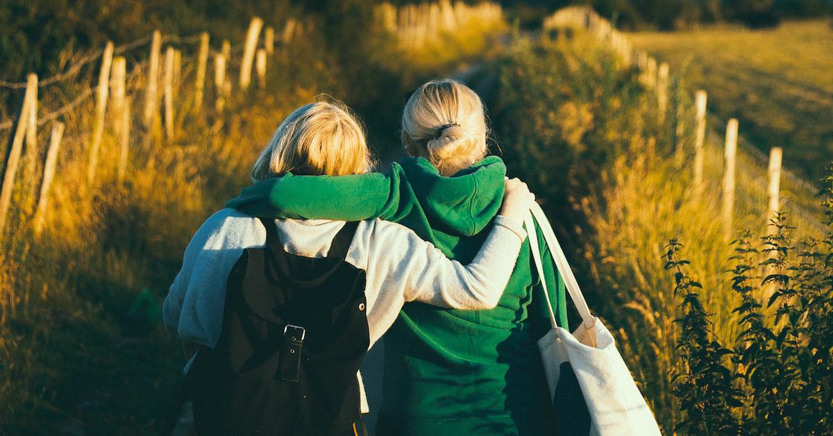 10 tapaa, joilla paras ystävä tekee elämästä parempaa