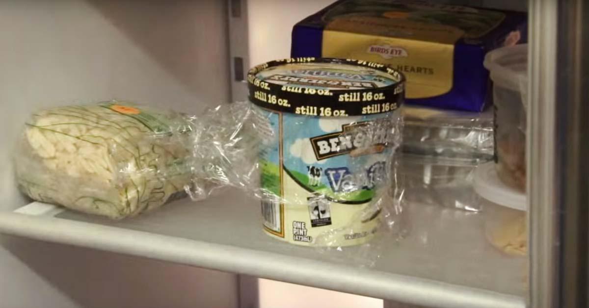 Näin estät jääkiteiden muodostumisen jäätelöön.