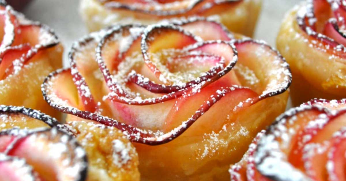 Herkku- & koristeluvinkki: Näin teet pehmeitä ja makeita omenaruusuja