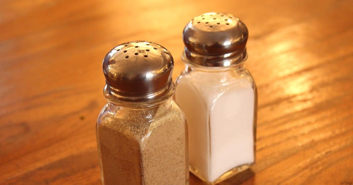 7 yllättävän näppärää tapaa käyttää suolaa