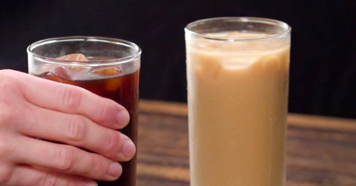 2 herkullista reseptiä cold-brewed, eli kylmäuutetun kahvin valmistukseen