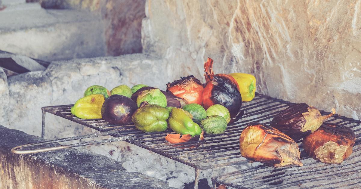 5 vinkkiä kasvisten grillaamiseen