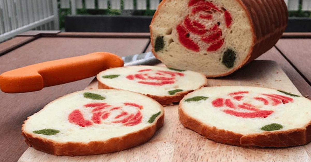 Tämän japanilaisäidin leipomat leivät ovat kuin taideteoksia