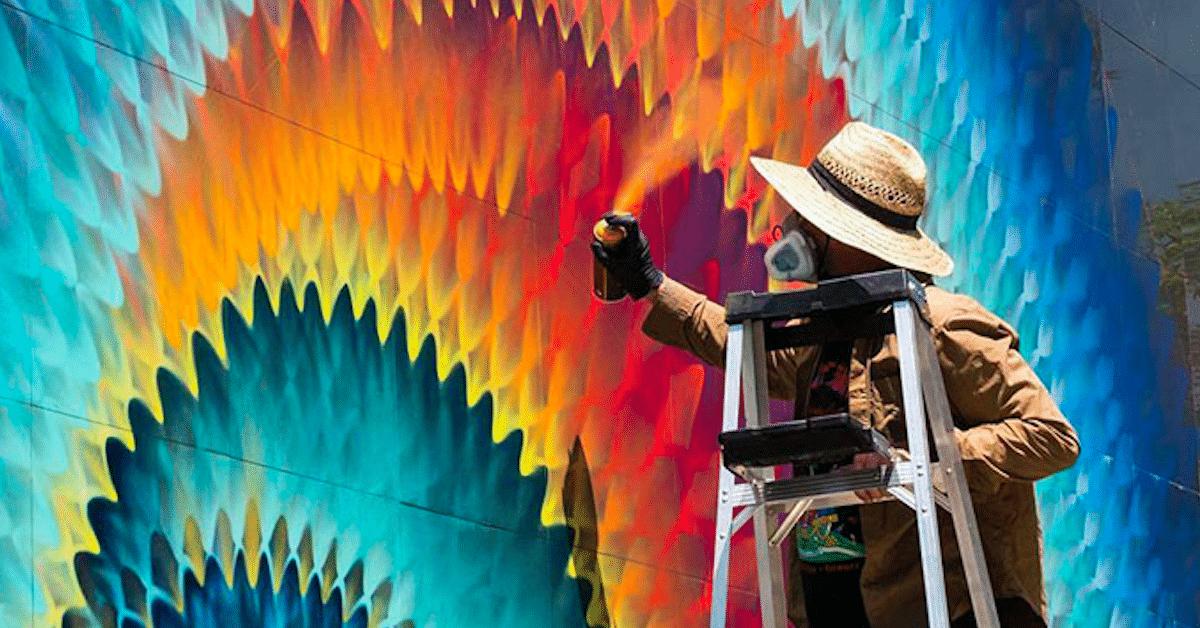 Hypnoottisen kaunista katutaidetta – katso upeat kuvat