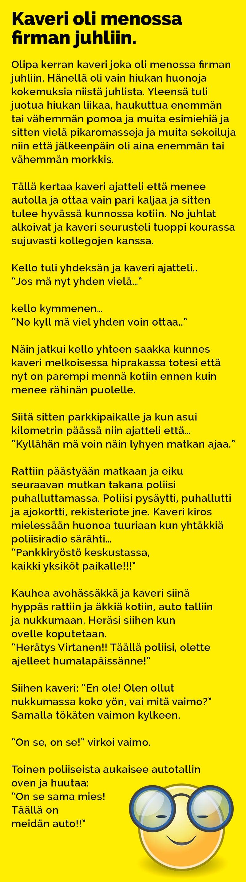 kaveri_menossa_firman_juhliin_2