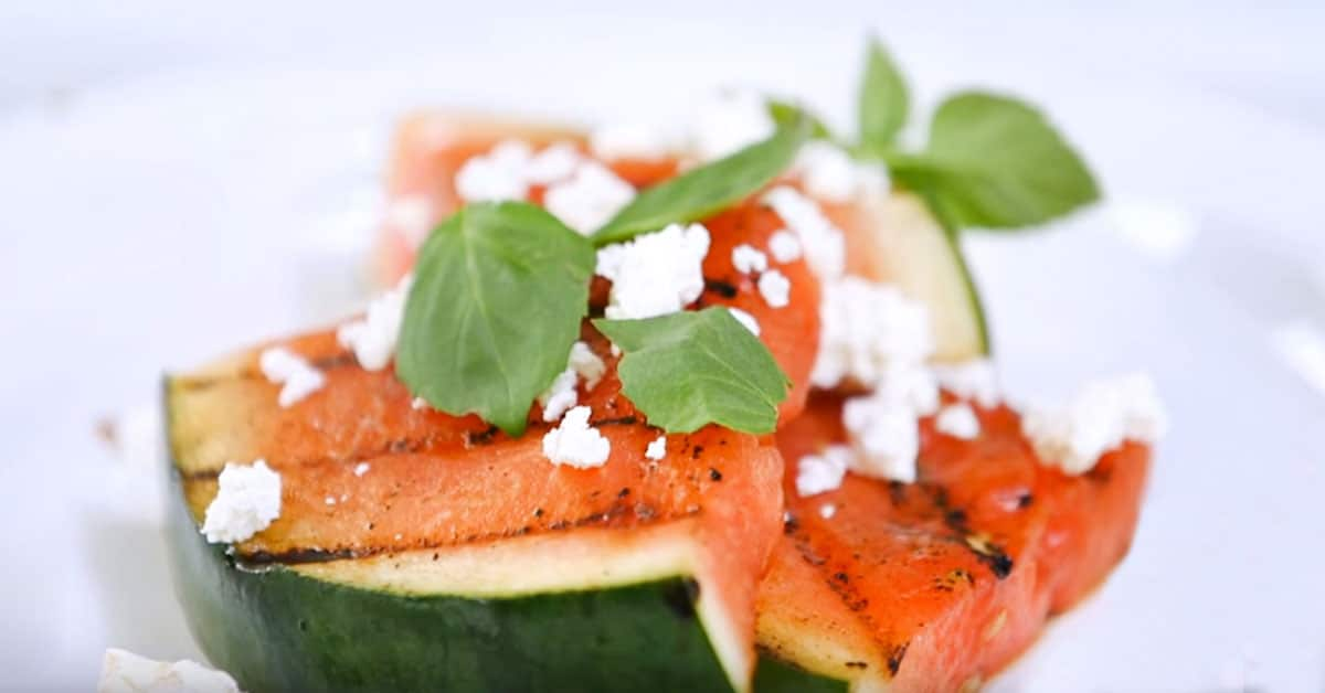 Grillivinkki: Vinkkejä hedelmien täydelliseen grillaukseen
