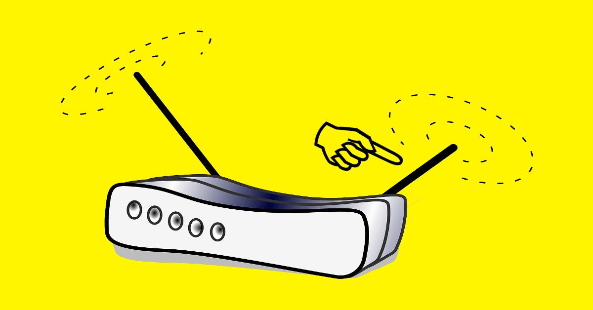 5 niksiä joilla tehostat langattoman modeemisi toimintaa