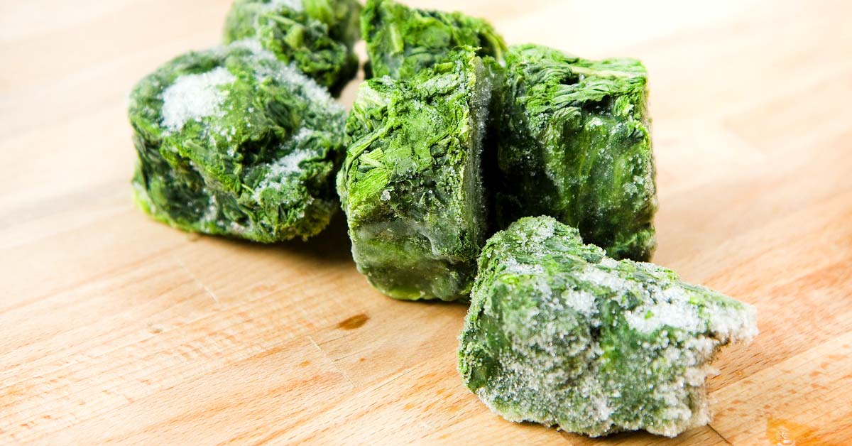 9 terveellistä ruokaa, joita kannattaa aina pitää pakastimessa