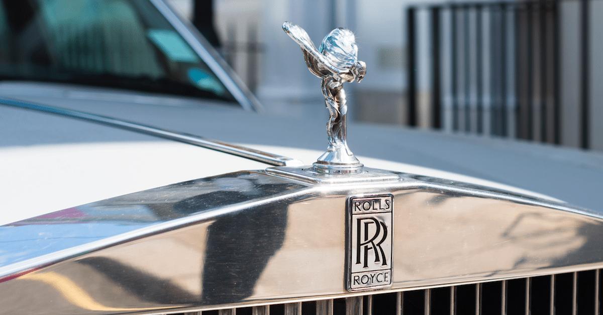 Näin Rolls Royce ehkäisee nokkakoristevarkauksia