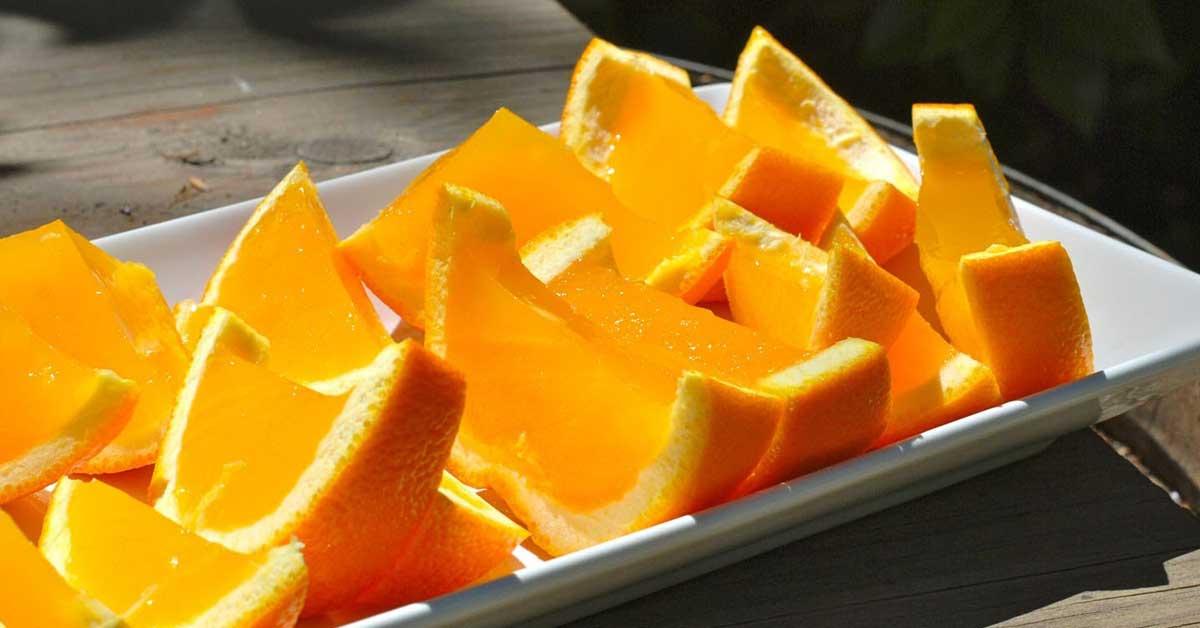 Näin valmistat appelsiini-hyytelöpaloja – Pirteä herkku arkeen ja juhlaan