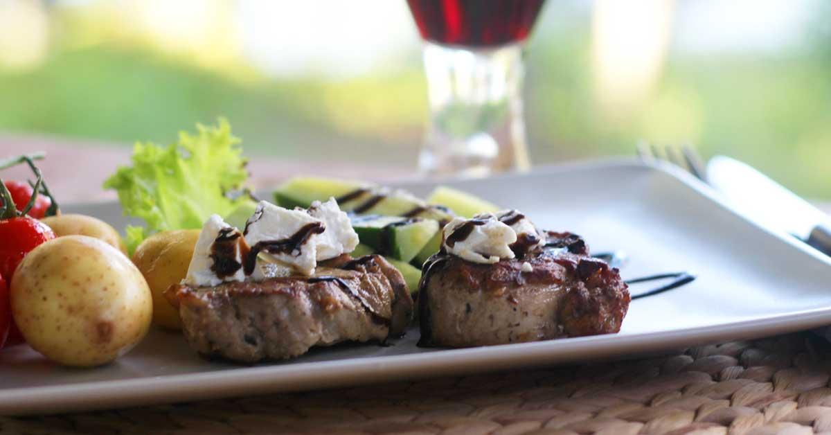Herkulliset grillipihvit uudenlaisella twistillä ja vivahteella