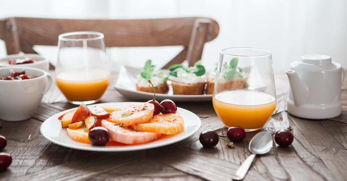 Vähäkalorinen aamiainen – 12 hyvää vinkkiä