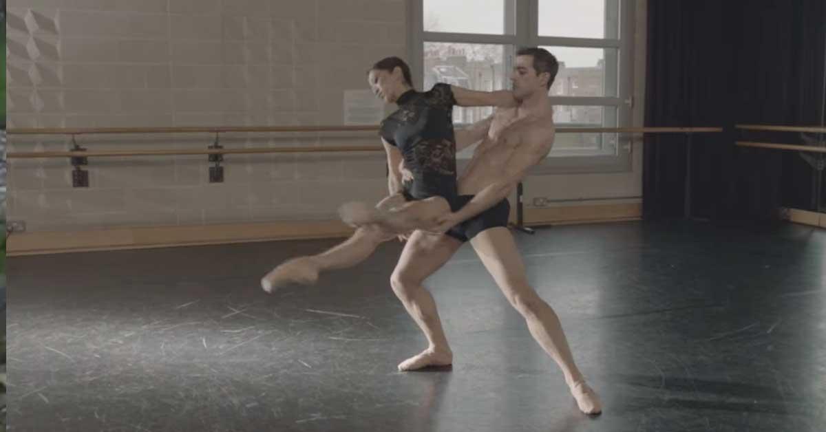 Henkeäsalpaava balettiesitys – Taidonnäyte Queenin musiikin tahtiin