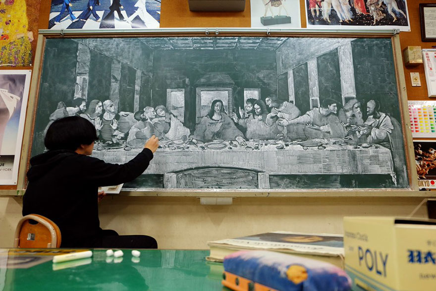 teacher-chalkboard-art-hirotaka-hamasaki13