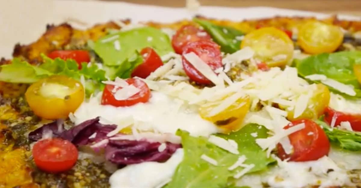 Myskikurpitsapizza – nyt on astetta mielenkiintoisempi pizzresepti, jota on pakko kokeilla!