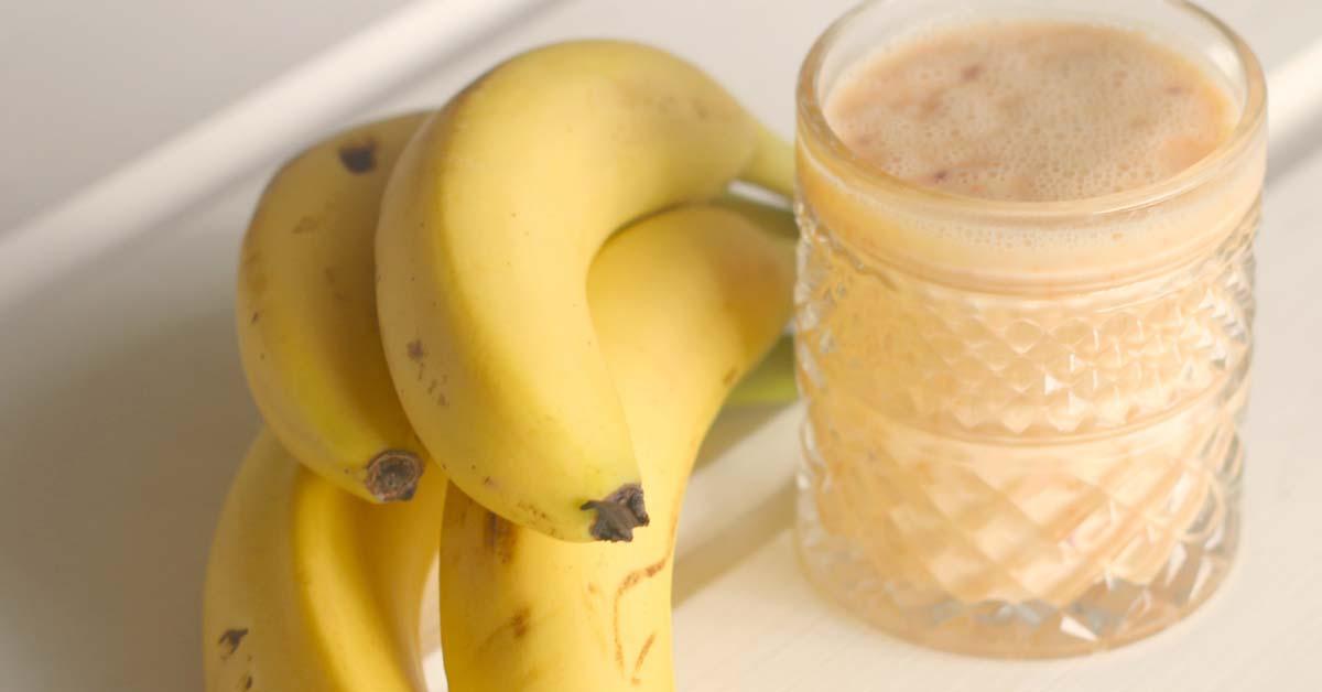 5 tärkeää syytä syödä banaania