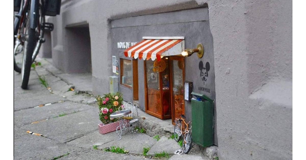 Hiirille avattiin oma ravintola Ruotsissa