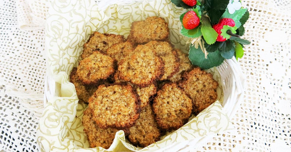Gluteenittomat, maidottomat ja munattomat kauracookiet