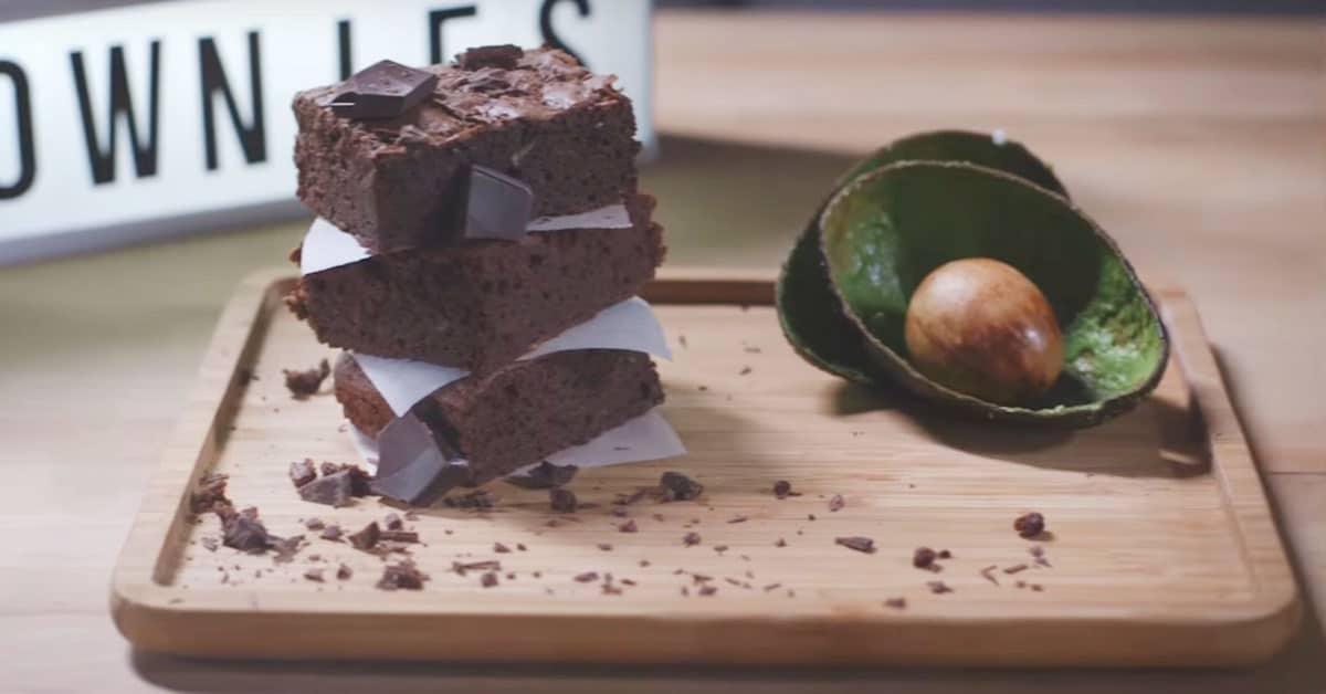 Avokado-suklaapalat