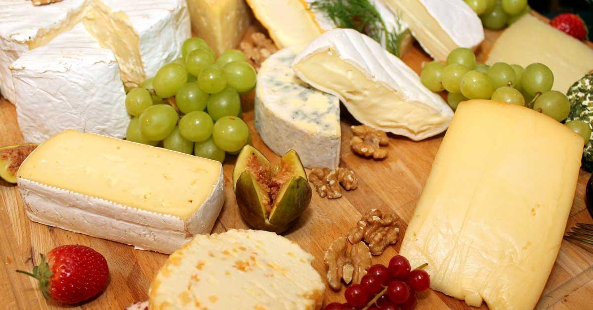 Käytä juustoa oikein ja saat nämä 9 terveyshyötyä