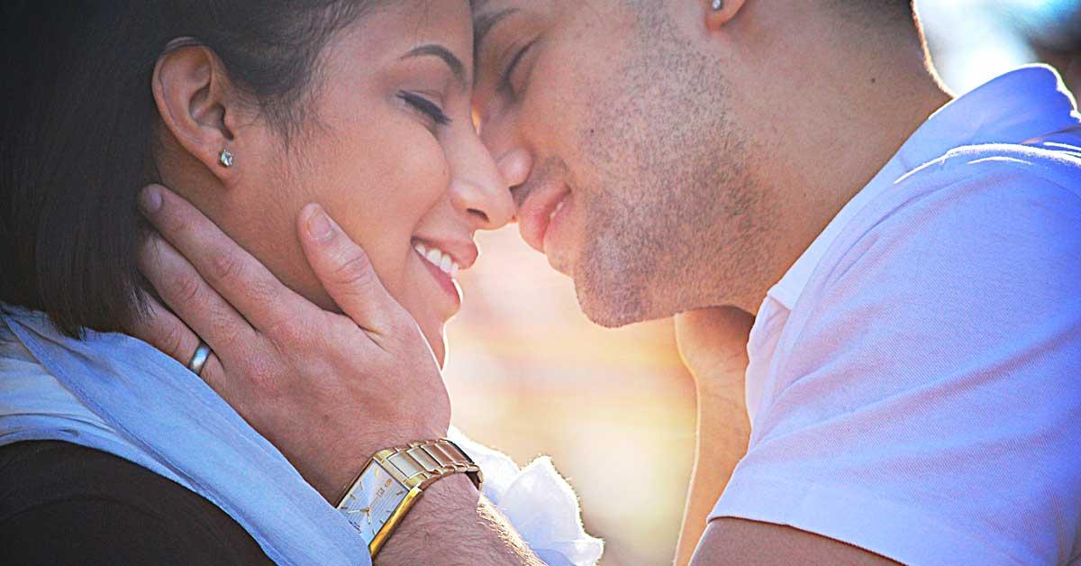 13 merkkiä siitä, että poikaystäväsi on täydellinen juuri sinulle