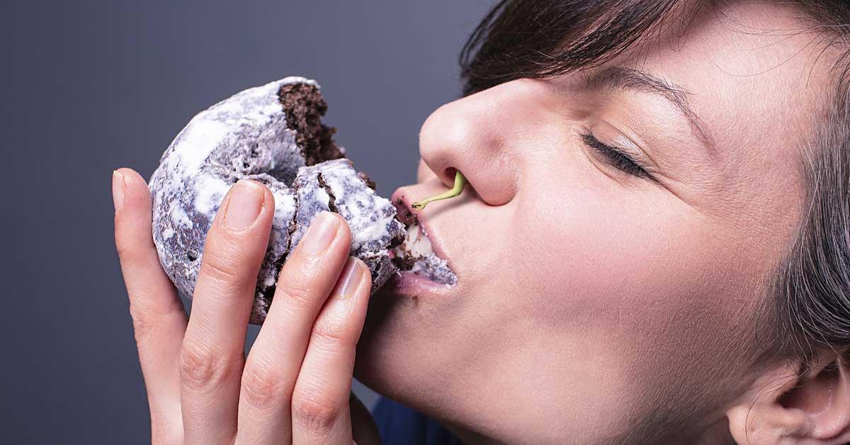 24 asiaa, jotka vain AINA nälkäiset tytöt ymmärtävät