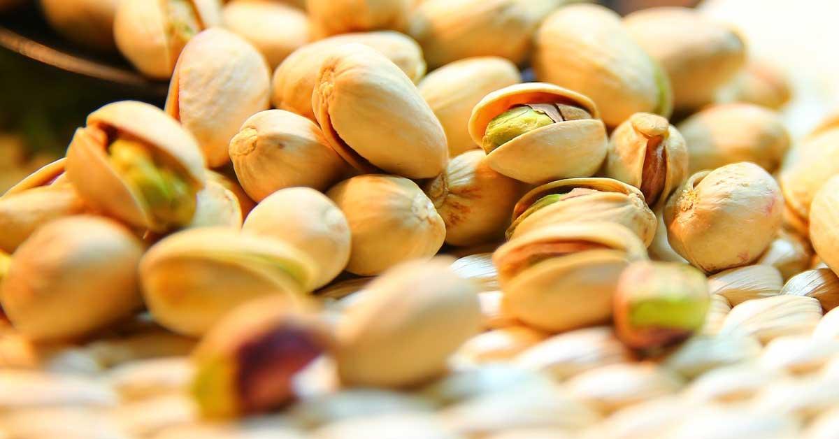 Pistaasipähkinöiden 9 huikeaa terveyshyötyä