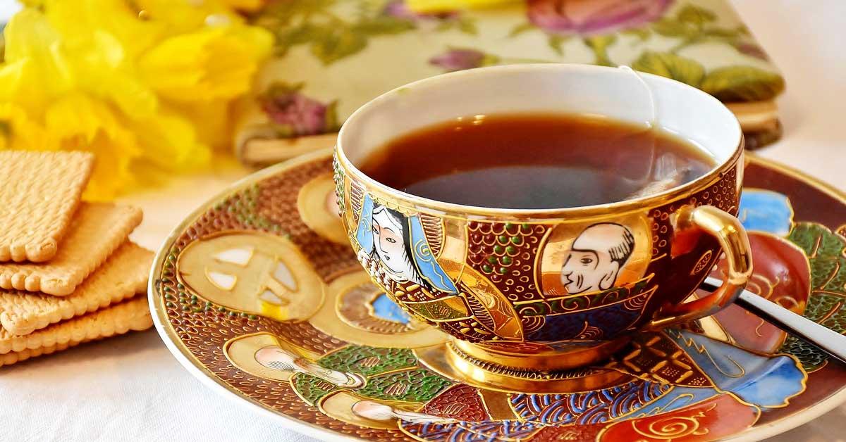 Miten päivittäinen teekupillinen parantaa terveyttäsi
