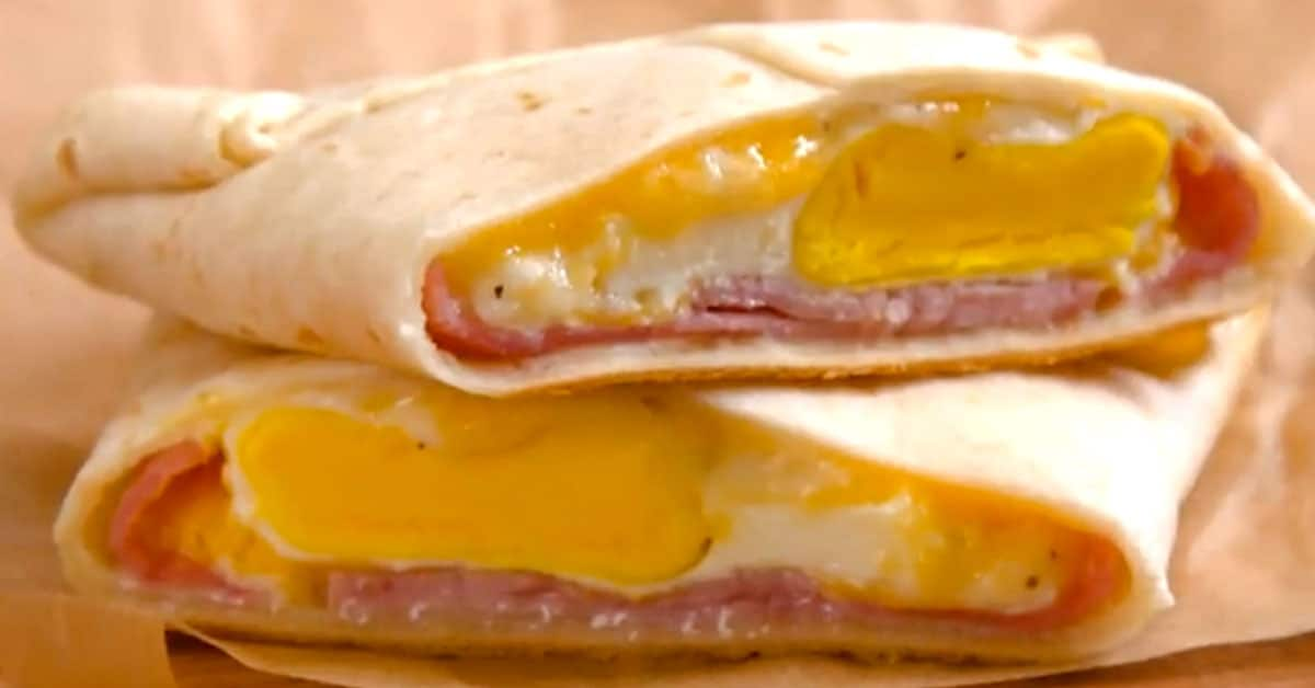 Kinkku-juustotaskut – helppo ja maukas aamiainen