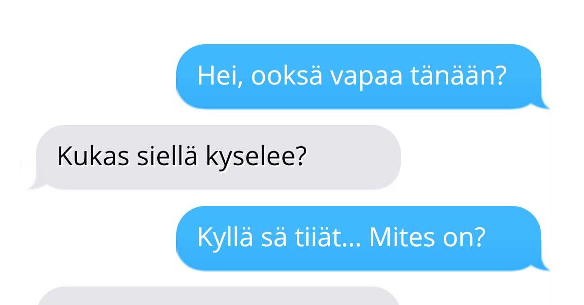 Tekstarimokat: Helvetistä otetaan yhteyttä