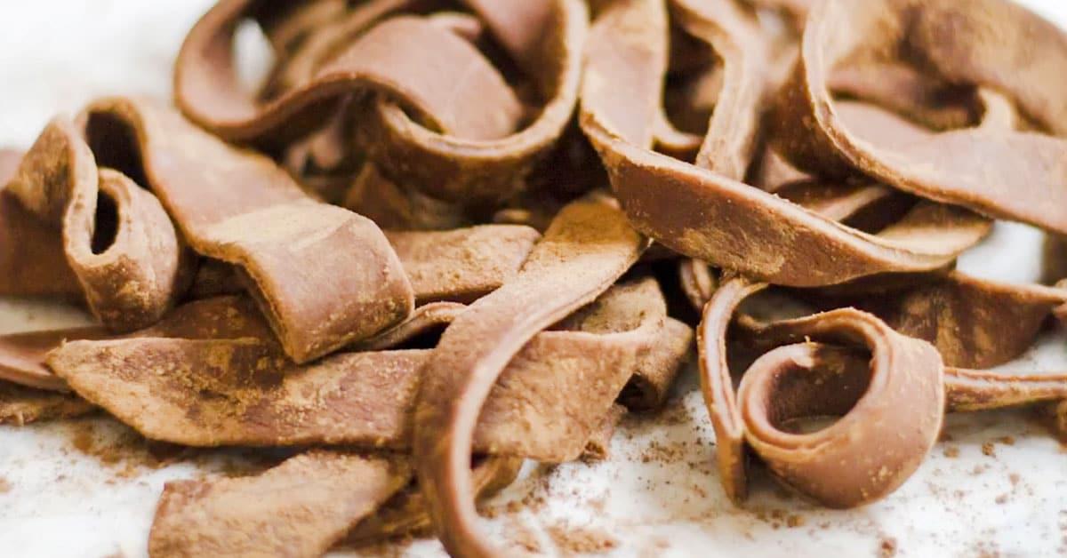 Suklaapasta sopii mainiosti niin pää- kuinjälkiruoaksikin