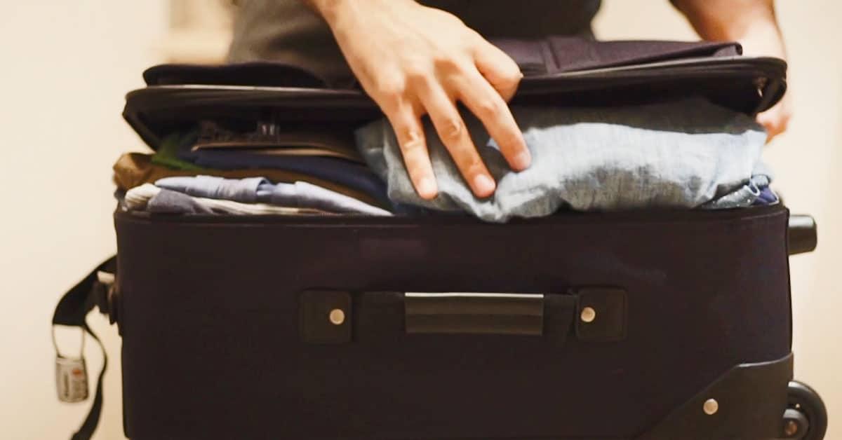 Hyödyllisiä vinkkejä matkalaukun pakkaamiseen – näin säästät tilaa ja hermojasi!