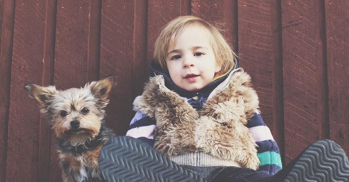 Lemmikit ovat lapsille sisaruksiakin tärkeämpiä